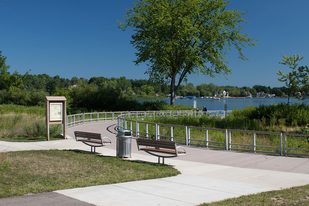 Boardwalk at Marshbank Park
