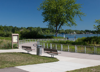 Marshbank Park receives Landscape Architectural Sustainability Honor Award