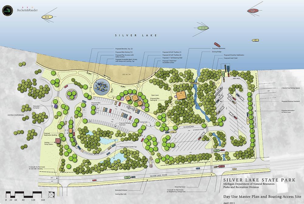 Silver Lake State Park Master Plan