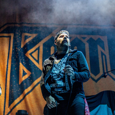 "A Day to Remember's ""Degenerates"" Tour Hits Mohegan Sun Arena"