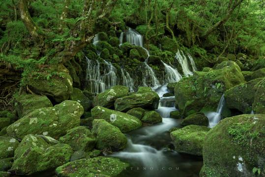 元滝 Moto Waterfall