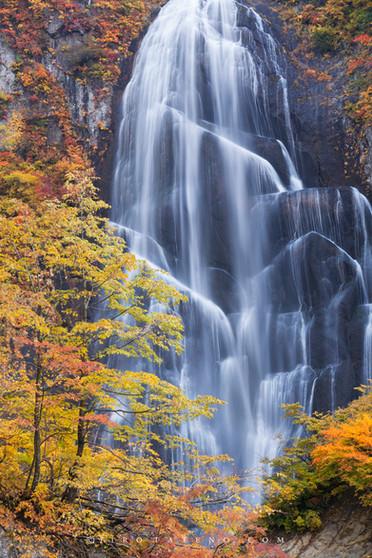 安の滝 Yasu Waterfall