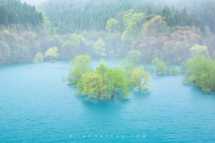 宝仙湖 Lake Hosen