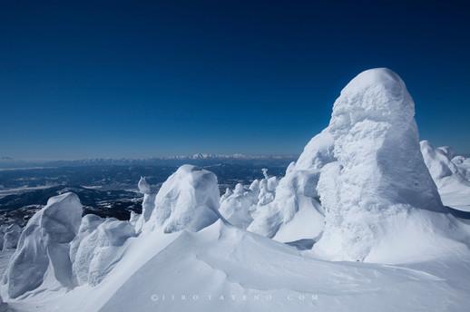 樹氷 Snow Monster