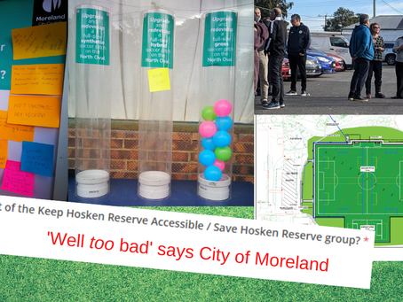 Hosken consultation significantly flawed