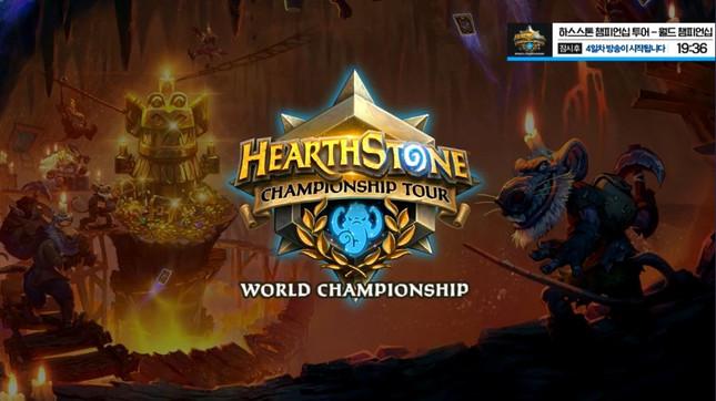 HearthStone Championship Tour