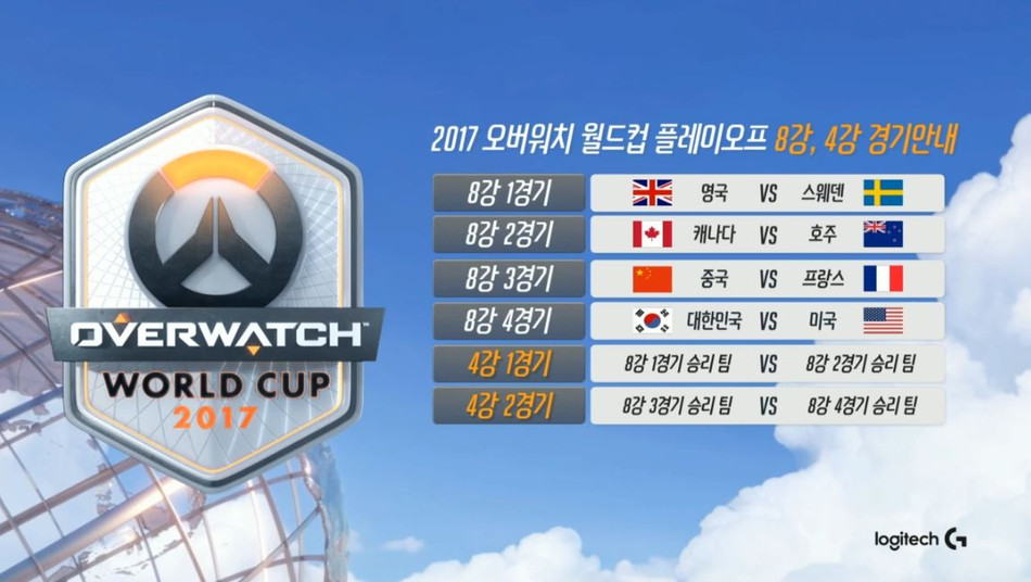 Overwatch World Cup 2017