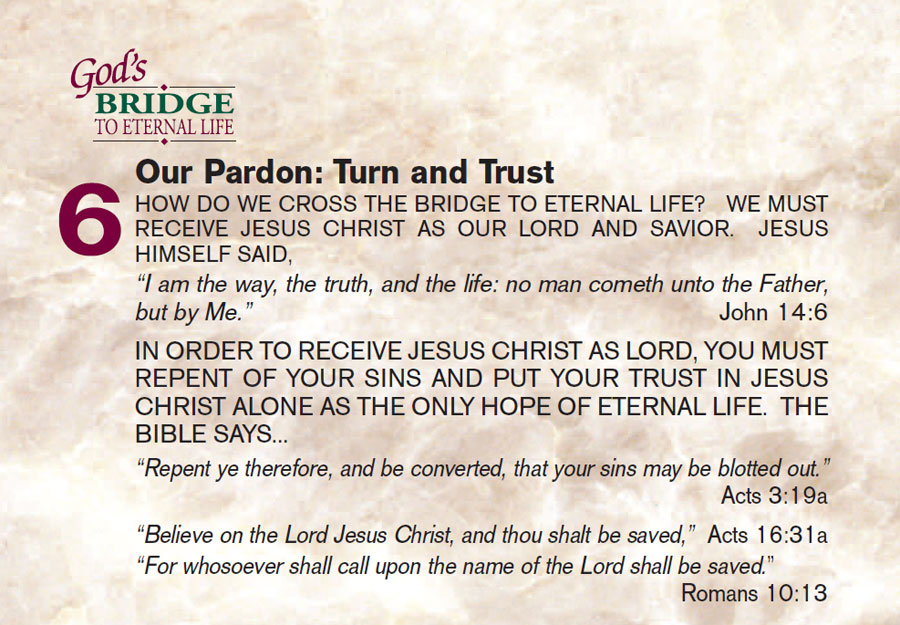 God's Bridge - Slide 12