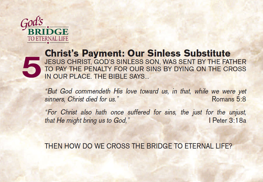 God's Bridge - Slide 10