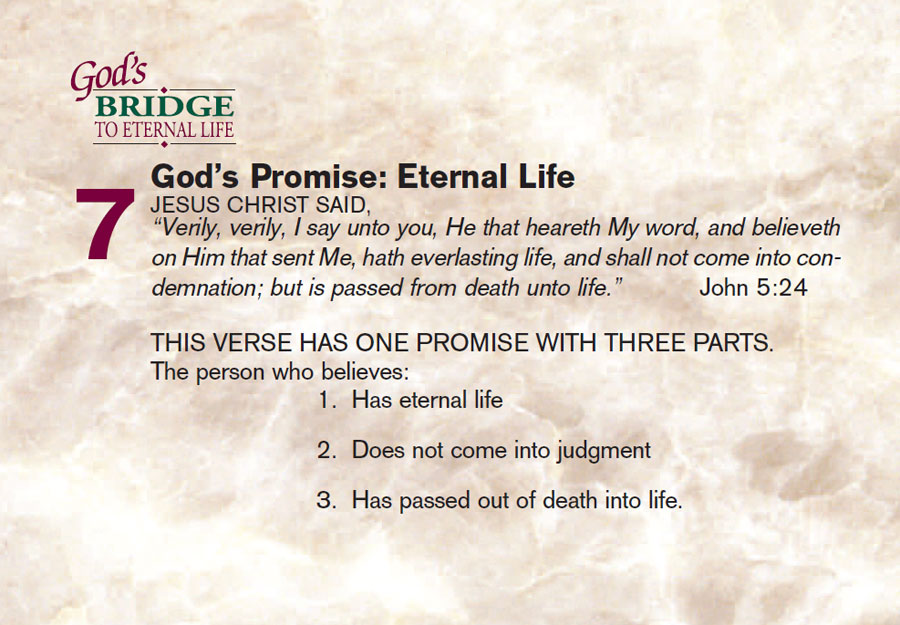 God's Bridge - Slide 14