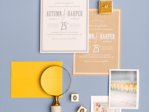 What to Know About Wedding Invitations