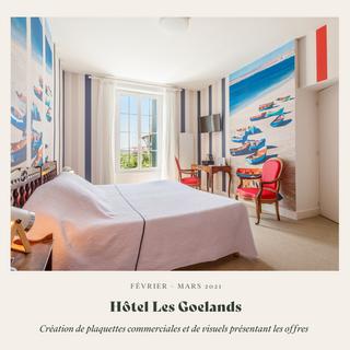 Hôtel *** Les Goëlands