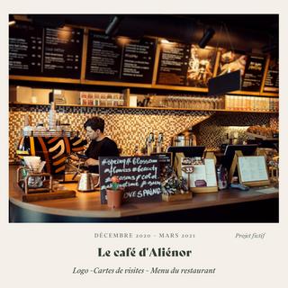 Le Café d'Aliénor