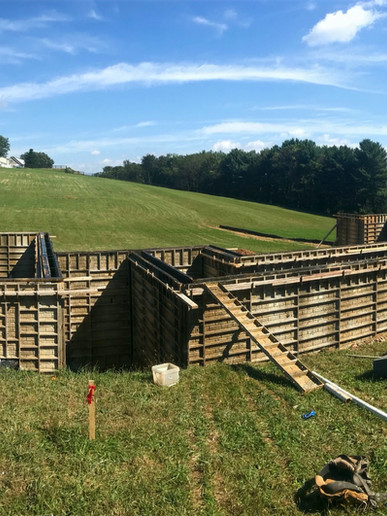 Foundation & Walls