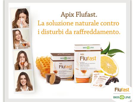 Apix Flufast la soluzione contro i malanni di stagione!