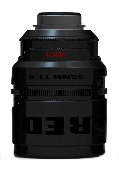 RED Pro Prime 35mm T1.8, PL Mount (Metric)