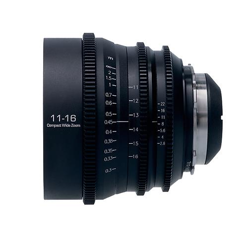 G.L Optics 11-16 T3.0 MKII PL Mount