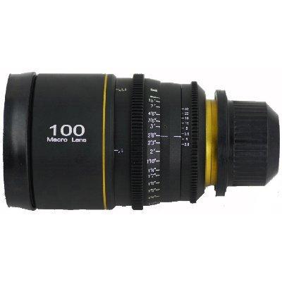 G.L Optics 100mm T3.0 Macro 1:1 PL Mount