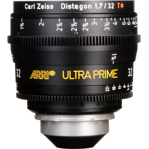 ARRI/ZEISS Ultra Prime 32mm/T1.9 (feet)