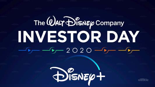 Disney Investor Day 2020 Disney+ News