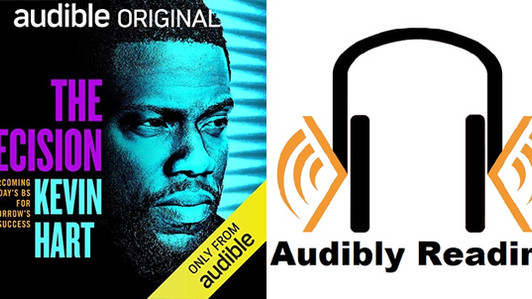 Kevin Hart's The Decision Review | Audibly Reading