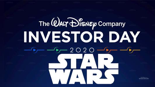 Disney Investor Day 2020 Star Wars News