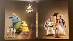 You Want This on Your Shelf - Toy Story 4 4K Steel Book Review