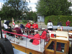 Taking the Dunkirk Veterans out