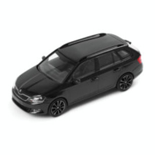 SKODA FABIA COMBI, 1:43, MAGIC BLACK