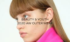 BEAUTY & YOUTH COAT WEB