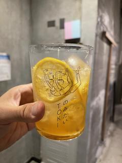 のみたいTOKIロゴ+グラスデザイン