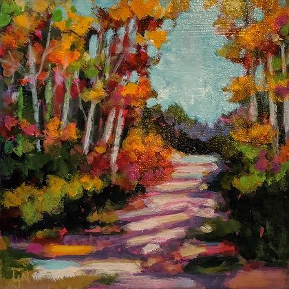"""""""A Path Towards Autumn"""""""