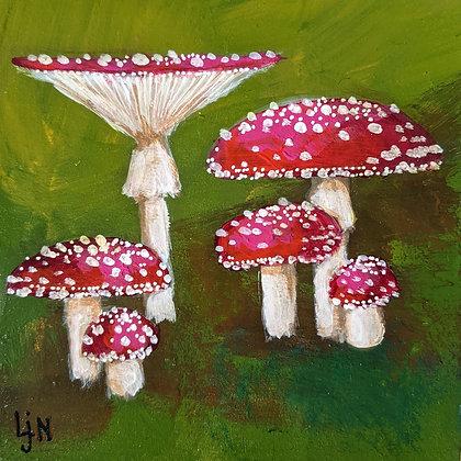 Mini Mushrooms #2