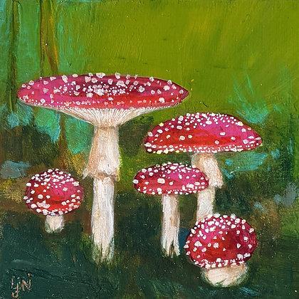 Mini Mushrooms #3