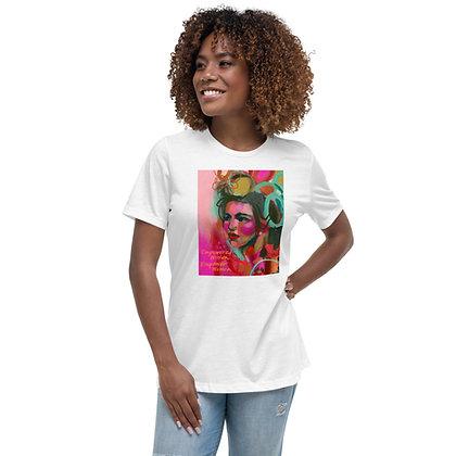 Empowered Women - Women's Relaxed T-Shirt