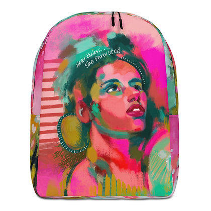 She Persisted - Minimalist Backpack