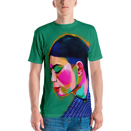 Jules in Jade - Men's T-shirt