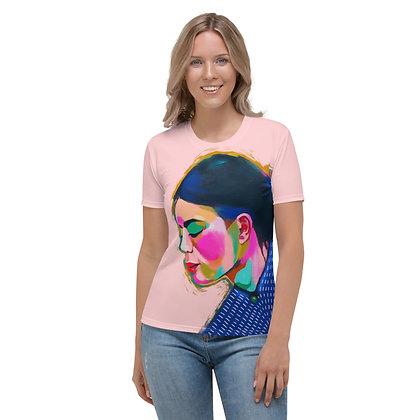 Jules in Blush Women's T-shirt