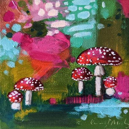 Mini Mushrooms #4