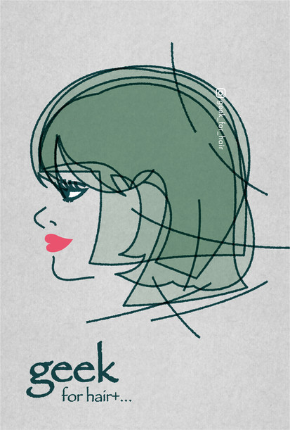 geek for hair+...