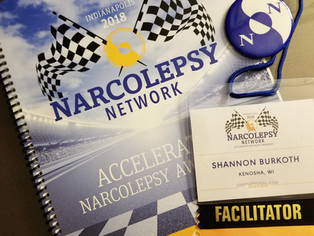 2018 Narcolepsy Network Conference; A weekend with MY people and a message of HOPE!