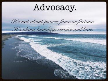 Advocacy: Guest post by the brilliant Anne Bruns (annebruns.com)