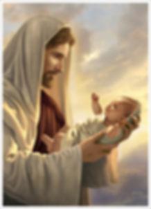 Acrania, Jesus