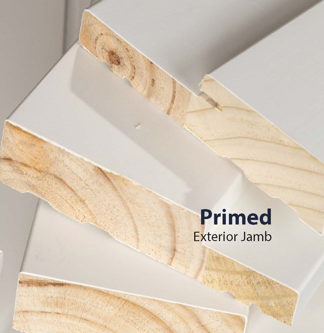 Primed Jambs