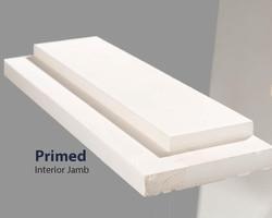Primed Interior Jamb