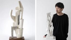 The Sculptural Forms of Naoto Miyazaki