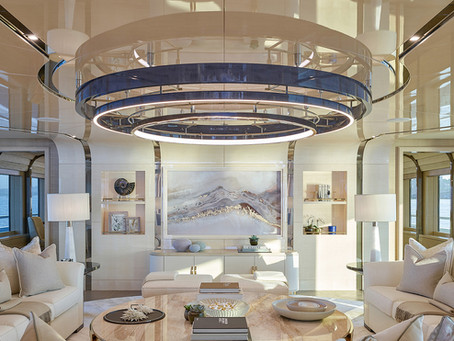 Art Inspiration for your Superyacht Interior