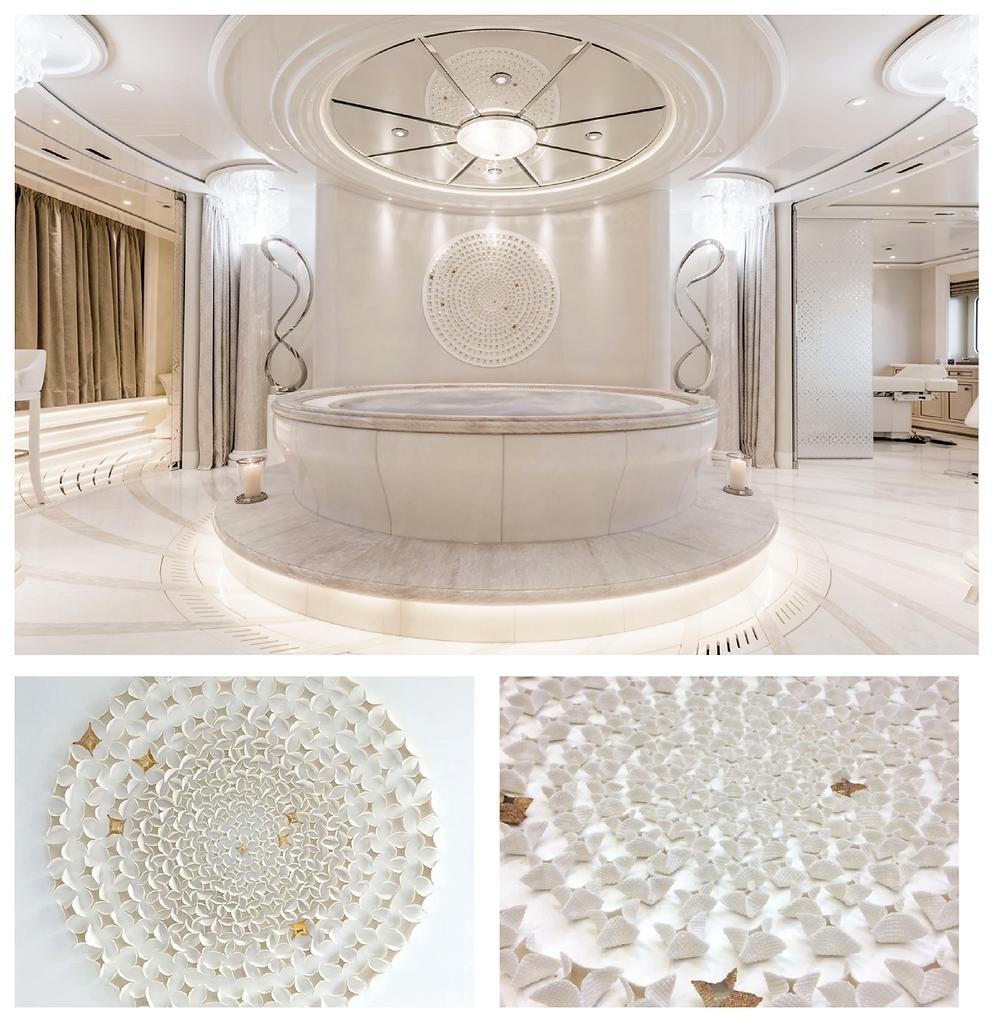 luxury jacuzzi design