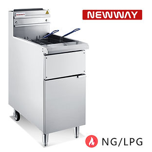 Gas Fryer Singapore