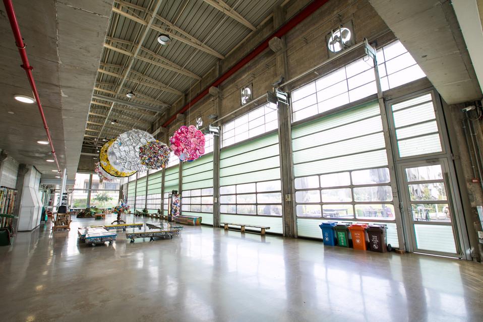 מרכז מבקרים-פארק אריאל שרון